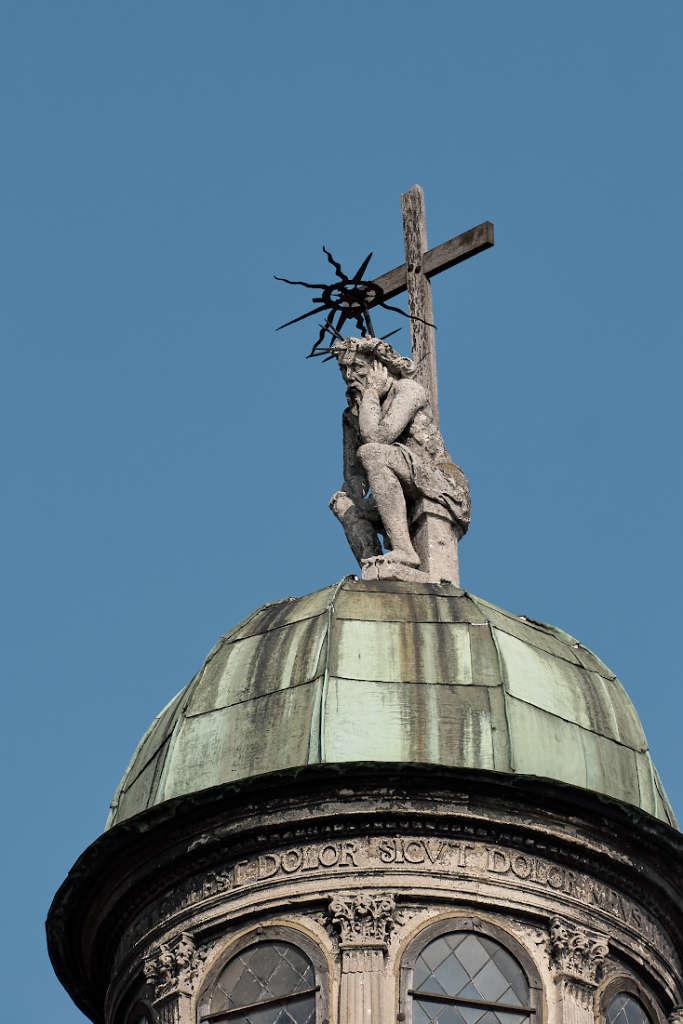 Jesus over Boims Chapel